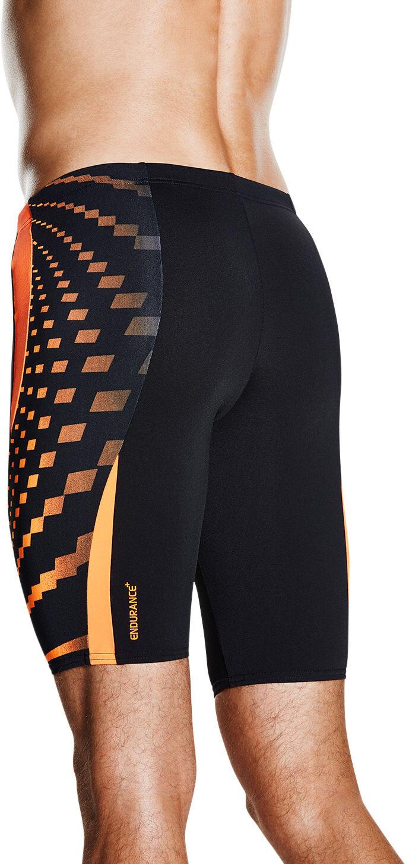 dd4d1f740d9e36 speedo Graphic Splice zwembroek Heren oranje/zwart I Online op ...